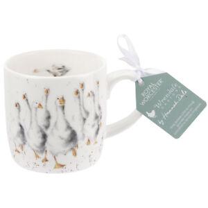 Royal Worcester Wrendale Wild at Heart Stag Porcelana Fina Taza