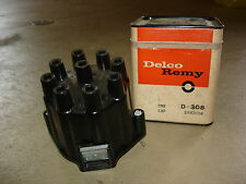65 66 67 68 NOS DELCO-REMY D308 PATENT PENDING  DISTRIBUTOR CAP RAISED/EMBOSSED
