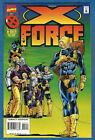 X-force 47 Deadpool and Siryn NM 1995 Marvel Comics