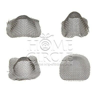 2 x Cone Mesh Filter Screen Universal Fitting Free Postage