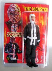 Distinctive-Dummies-Frankenstein-039-s-Daughter-Numbered-Action-Figure-Monster