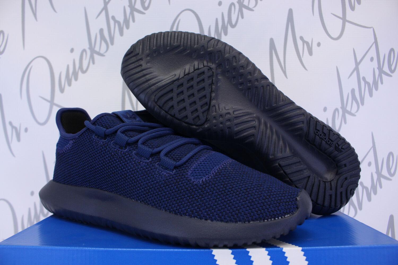 Adidas Tubular Collegiate sombra de punto Azul Negro Collegiate Tubular Navy BB8825 de misterio 219e0c
