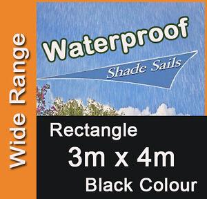 Waterproof-Shade-Sail-Black-Rectangle-3x4m-3m-x-4m-3-by-4m-3-x-4m-3mx4m-3x4