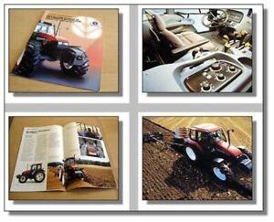 New Holland Ts90 Ts100 Ts110 Tracteur Prospectus 1997-afficher Le Titre D'origine Lvvhm6iy-07225054-897485668