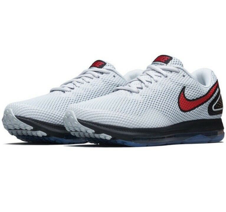 e8c09c65002c3 Nike AIR ZOOM ALL OUT LOW 2 2 2 Men s Running Shoes AJ0035-006 Platinum  9f644e