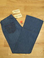 Lucky Jeans Wm's 8/29 Sweet N Low Med Blue Wash Stitched Graphic Pocket $119