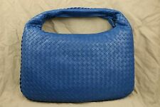 BOTTEGA VENETA MEDIUM VENETA HOBO BAG in ELECTRIQUE BLUE