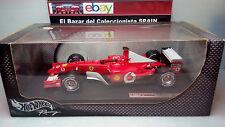 1:18 Ferrari F1 2002  F2002  M. Schumacher  - HW  - 3L 050