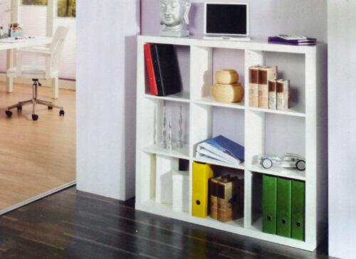 NEU! Wohnregal Bücherregal Aktenregal Raumteiler Regal robust 26 Kg