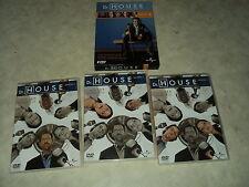 DR HOUSE SAISON 1 COFFRET 6 DVD HUGH LAURIE