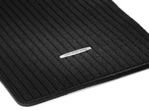 Mercedes Original 4 Stck Fußmatten W639 Viano//Vito 2 Schiebetüren ohneTisch LHD