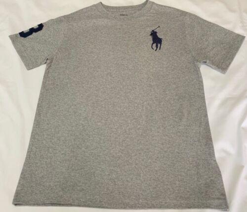 Brand New GENUINE Ralph Lauren Boys Polo T Shirt Age 6 /'Big Pony/' Various Colour