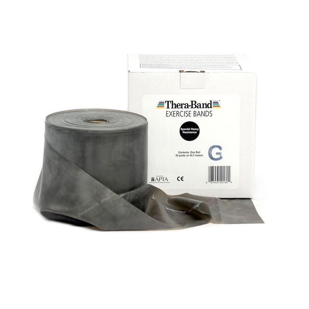 Thera-Band ® 3,0 M Noir effort original de theraband du rôle de original 656072