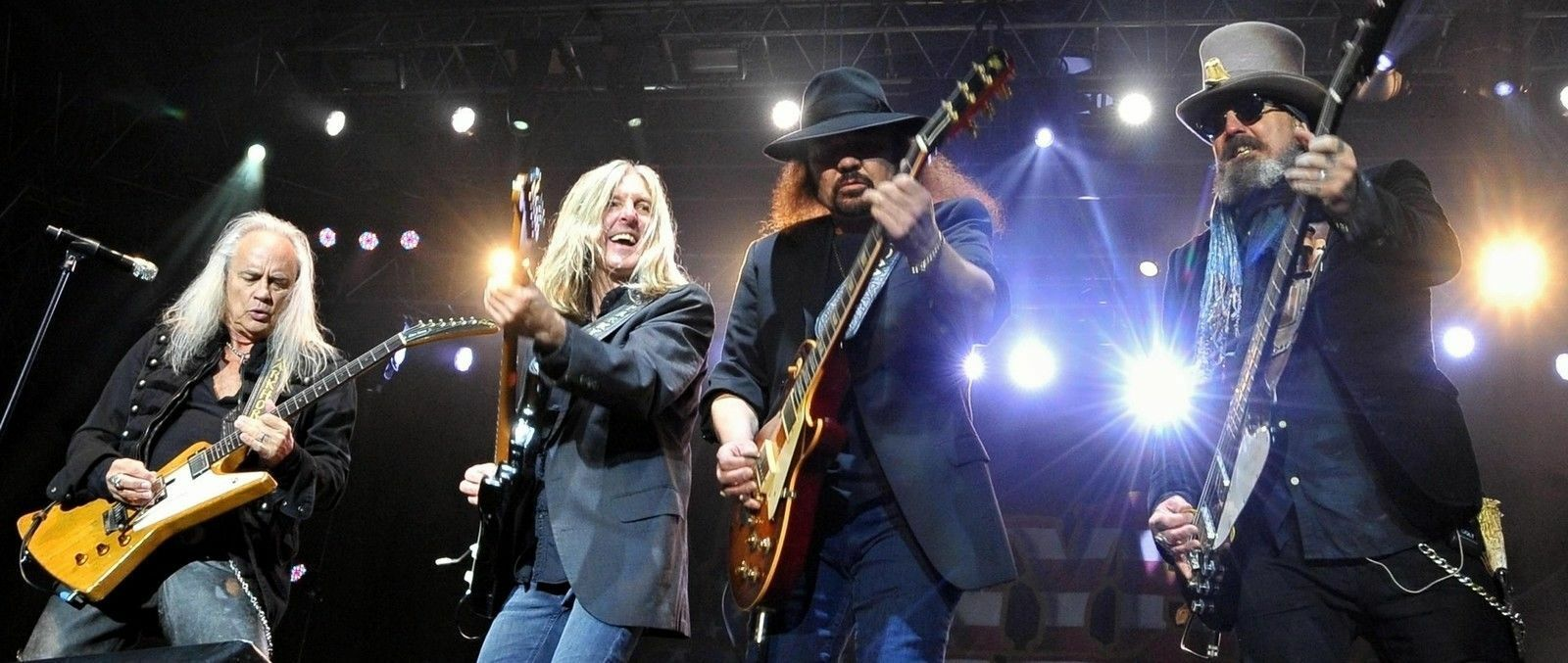 Lynyrd Skynyrd with Marshall Tucker Band