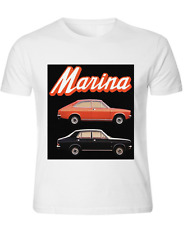 Morris Marina t-shirt - old advert - all sizes - Quality Printing minor leyland