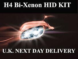 H4 Bi-Xenon HID Conversion Kit For Peugeot 306 1993-01
