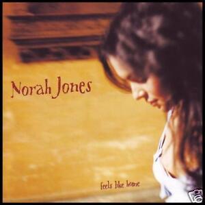 NORAH-JONES-FEELS-LIKE-HOME-CD-JAZZ-BLUES-NEW