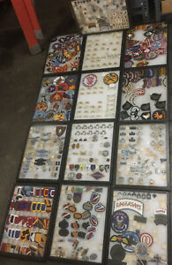 Military Surplus Store -Pins-Patches-Challange Coins-PICTURES DONT DO JUSTICE!!