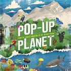 Pop-Up Planet by Camilla de la Bedoyere (Hardback, 2016)