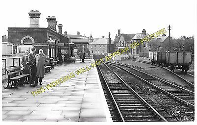 GWR. Marlow Railway Station Photo Bourne End andWooburn Green Line 19