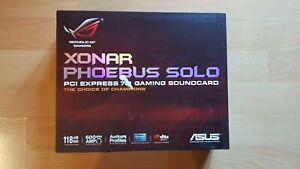 Scheda Audio Asus Xonar Phoebus Solo