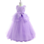 Kids-Flower-Girl-Bow-Princess-Dress-for-Girls-Party-Wedding-Bridesmaid-Gown-ZG9 thumbnail 28
