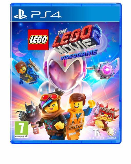 The LEGO Movie Videogame 2 (PS4) (NEU & OVP) (Blitzversand)