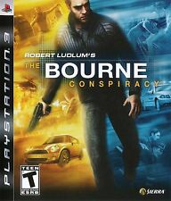 Robert Ludlum's The Bourne Conspiracy PS3
