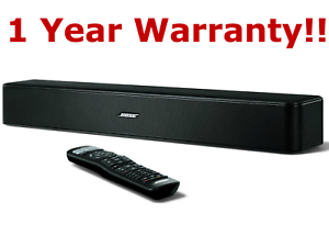 INCLUDES REMOTE Bluetooth 1 Year Warranty -FR BOSE SOLO 5 TV SOUND SYSTEM