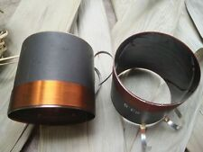 1 pcs ID 50.95mm 51mm KSV 8 ohm for JBL woofer bass horn speaker 2F voice coil