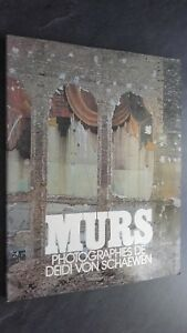 Paredes Fotografías De Deidi Von Schaewen 1977 París Buen Estado