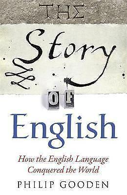 1 of 1 - The Story of English: How the English language conquered the world - New Book Go
