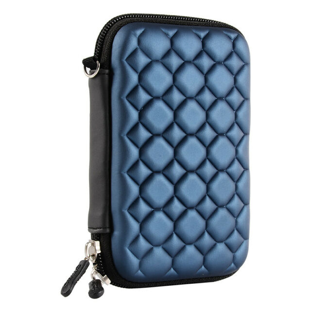 Orico PHC-25 2.5 inch Hard Drive Protection Bag Case Pouch Blue