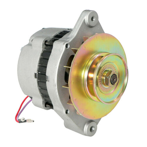 NEW 55A ALTERNATOR FITS MANDO MARINE ENGINES 20130204 RA097006 M56750 AC155614