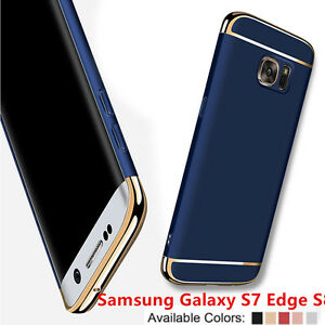 Thin-Shockproof-Armor-Hybrid-Hard-Case-Cover-For-Samsung-Galaxy-S7-Edge-S8