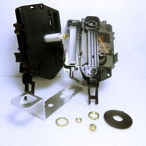 New-Seiko-SKP-Quartz-Pendulum-Clock-Movement-Mechanism-Total-Shaft-Length-26-5mm