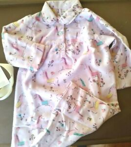 49 Pottery Barn Unicorn Fairy Nightgown Sleep Horse Pony