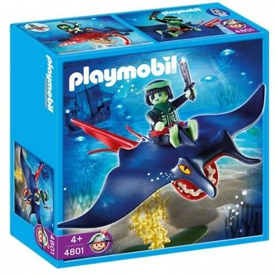 Playmobil Stingray Rider 4801