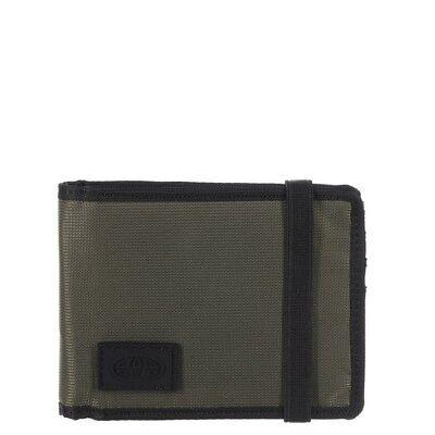 *new* Animal Breccan Mens Khaki Green Wallet