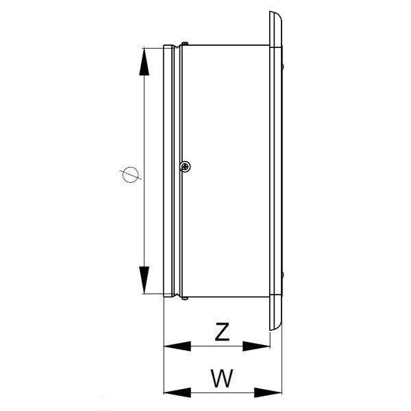 Axial Ventilator 315mm 240V 1220m3 h Wand Wand Wand Absauglüfter Lüfter Gebläse Absaugung     | Wonderful  | Um Eine Hohe Bewunderung Gewinnen Und Ist Weit Verbreitet Trusted In-und   | Produktqualität  8b2ba5