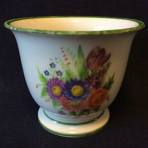 Porcelain-from-Paris-Cup-to-Chocolate-Decor-Floral-Painted-La-Hand-Early-XIX-Th