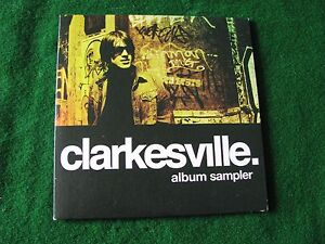 CLARKESVILLE-Album-Sampler-5-Track-CD-Promo-Single