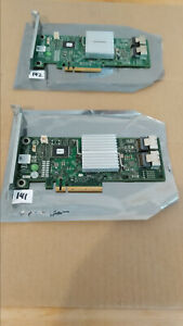 Details about 2x Dell PERC H310 LSI 9211-8i IT mode #141-2