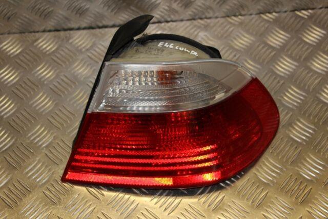 BMW 3er E46 Coupe Heckleuchte Rückleuchte Seitenwand rechts weiss 8383826