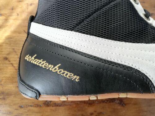 BNIB Rare black Puma schattenboxen boxing boots shoes