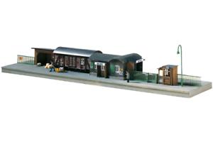 Piko N Scale 60028 temporal estación de ferroCocheril, Kit de Construcción (N-Scale)
