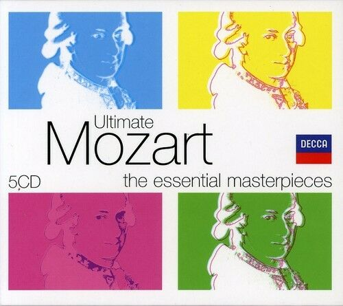Various Artists - Ultimate Mozart / Various [New CD] Boxed Set, Slipsleeve Packa