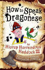 How to Speak Dragonese by Cressida Cowell (Paperback, 2005)