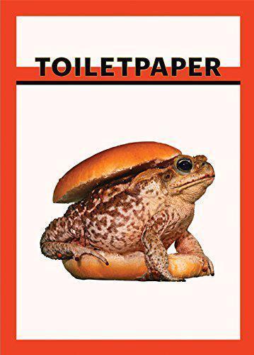 Toiletpaper Volume II : 2 Par Maurizio Cattelan, Neuf Livre , Gratuit