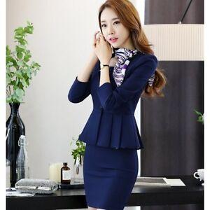 giacche blu eleganti donne